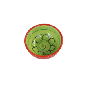 Ceramic Dipping Bowl - Green