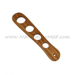 Olive Wood Spaghetti Measure