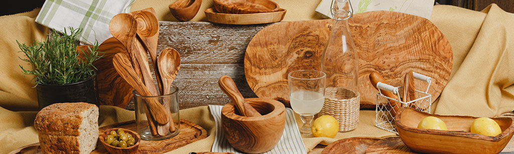 Naturally Med Olive Wood Products