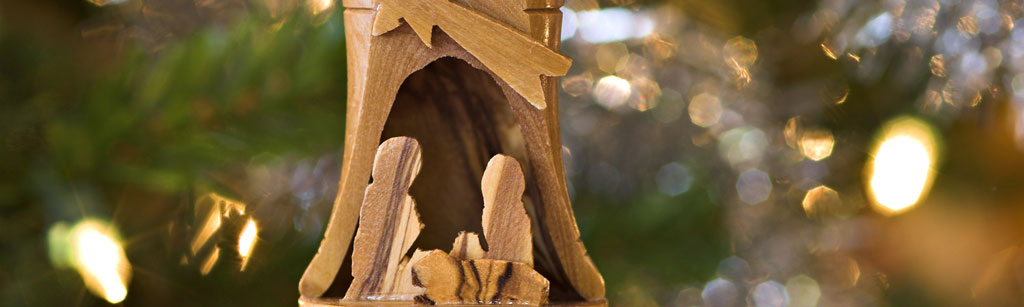 Olive Wood from Bethlehem by Naturally Med