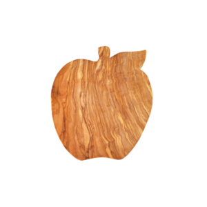 Olive Wood Apple Board