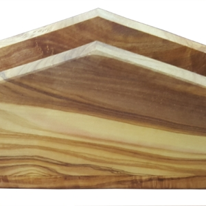Olive Wood Napkin Holder