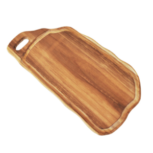Teak X-Large Meat Board With Handle
