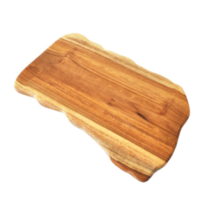 Teak Natural Shape Cutting Boards