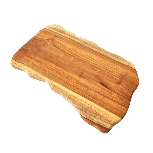Teak Natural Shape Cutting Boards