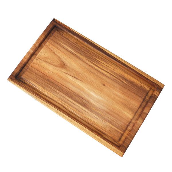 Teak Wood Meat Board - Rectangle