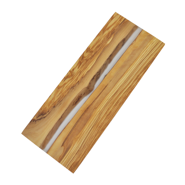 Olive Wood Board with River of Resin