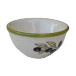 Ceramic Dipping Bowl - Cream